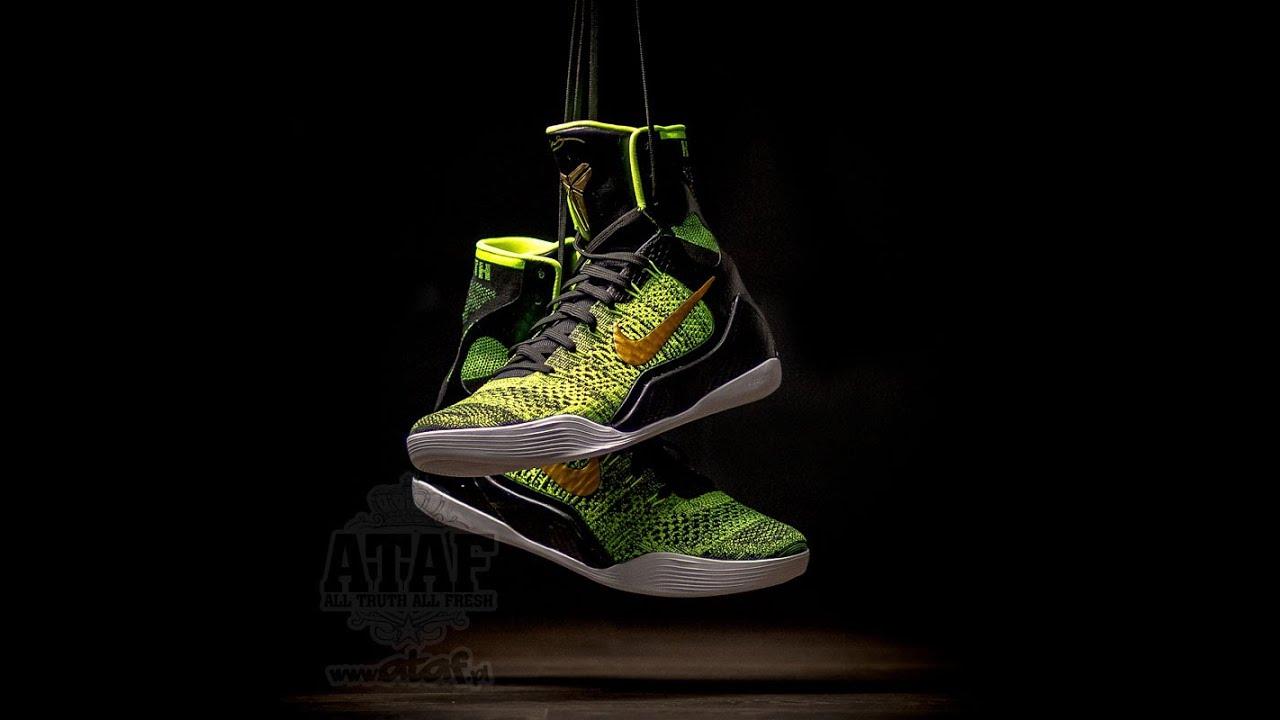 "6ac2d8db5a6f81 Nike Kobe 9 Elite ""Victory"" 630847-077 www.ataf.pl - YouTube"