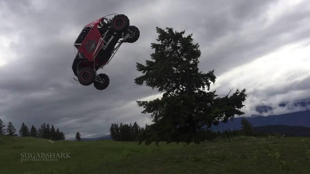 Polaris RZR Crashes Compilation - YouTube |Polaris Rzr Crash