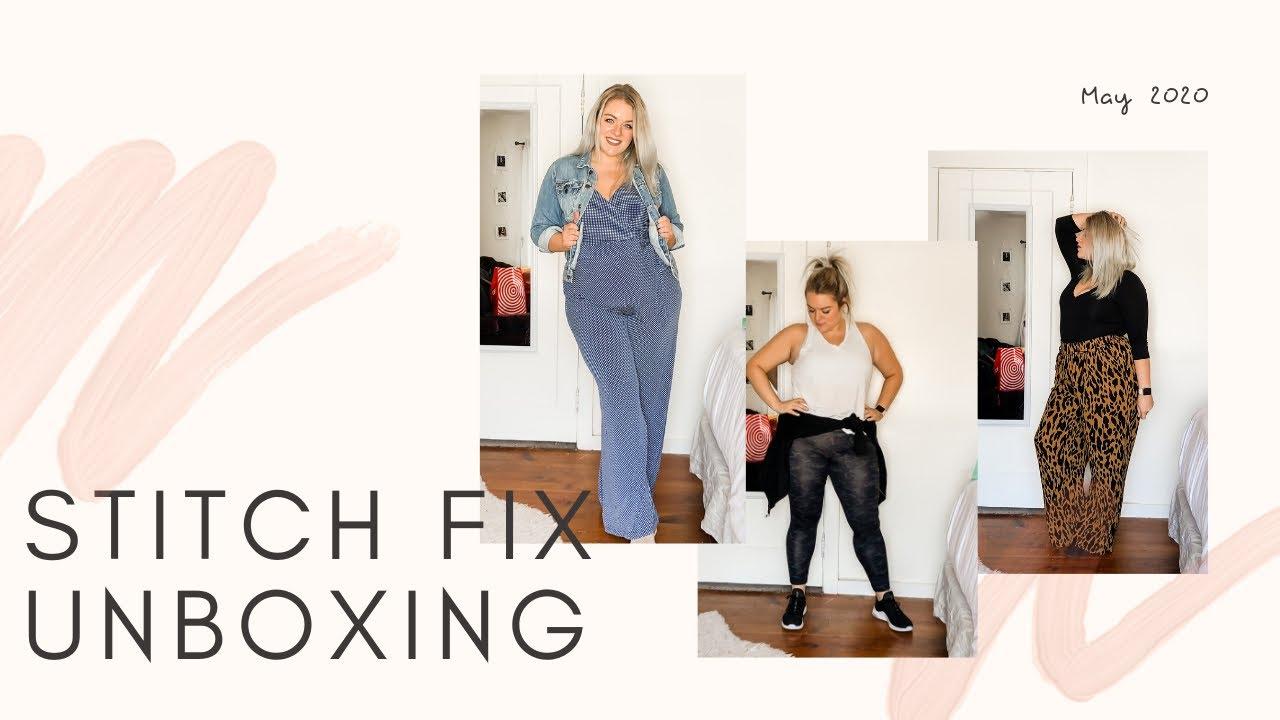 Stitch Fix Unboxing: February '19 | Sarah Lokker YouTube