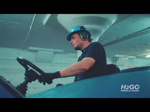 2017 H2GO Promotional Video - Parking Garage Cleaning
