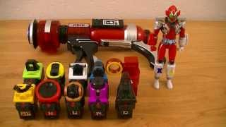 Toku Toy Theory Ep. 3 (Astro Switches 11-20 + Fourze Fire State)