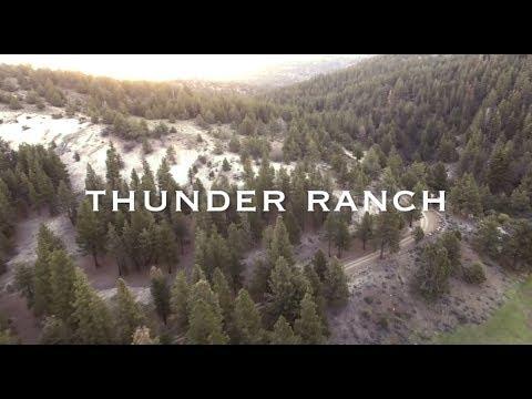 Thunder Ranch Thunderbird Flyover