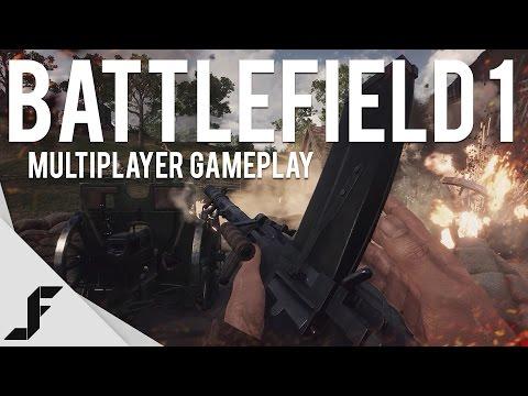BATTLEFIELD 1 MULTIPLAYER GAMEPLAY - Exclusive