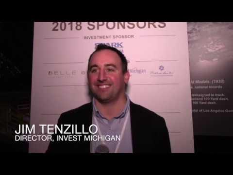Invest Michigan Sponsors Accelerate Michigan Competition