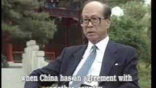 Li Ka Shing Documentary 13/16 (Eng Subbed)