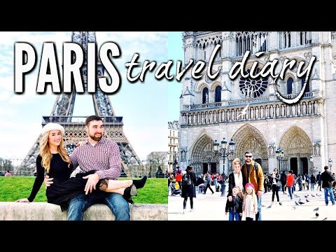 🇫🇷 PARIS FRANCE TRAVEL DIARY | WHAT TO DO IN PARIS 6 DAYS | Love Meg