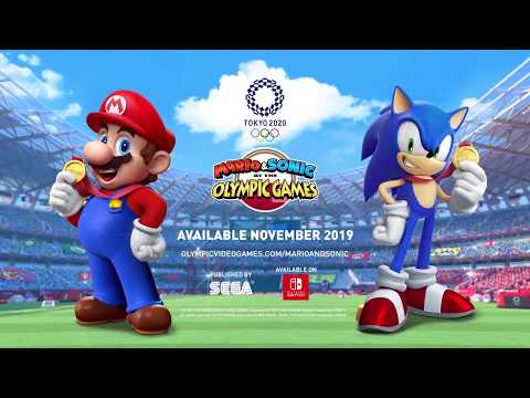 Mario & Sonic at the Olympic Games Tokyo 2020 - Video
