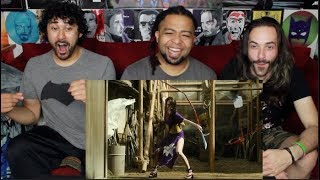 BLADE OF THE IMMORTAL - Official TRAILER REACTION & REVIEW!!!