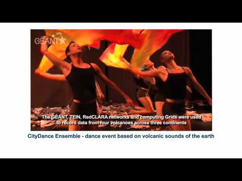Volcano Dance by CityDance Ensemble  - with captions