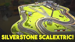 Is This The Most Realistic F1 Scalextric Silverstone Ever Built?