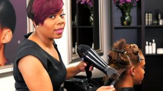 Blow Dry & Thermal Design   featuring Candace Walls