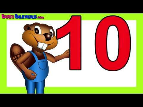 Как по английски от 1 до 10