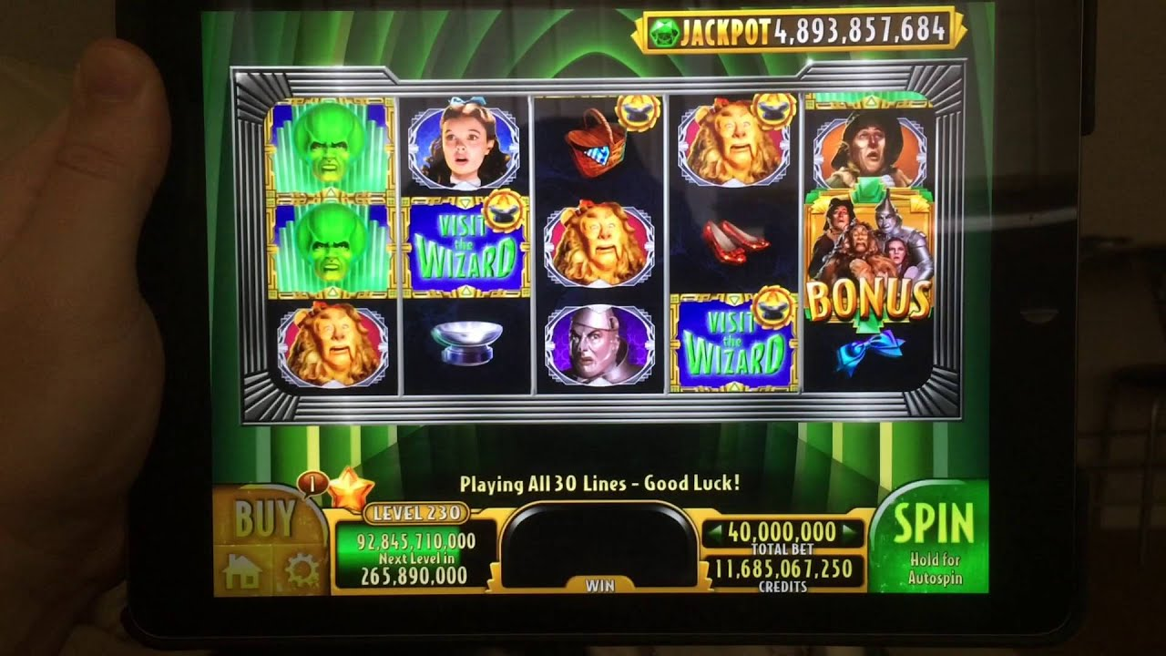 Wizard of oz slots forum play whales of cash slots online for free