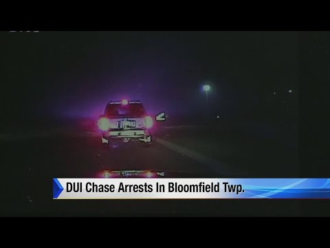 Bloomfield Township police see 3 chases in just 1 week