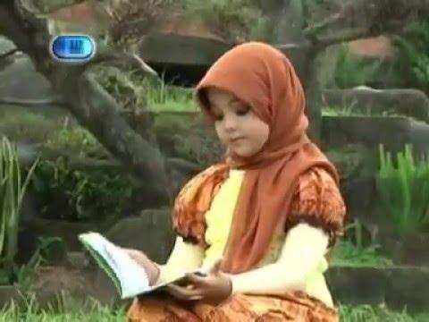 Anak Sholehah - Ainun - Lagu Anak Muslim (Karaoke)