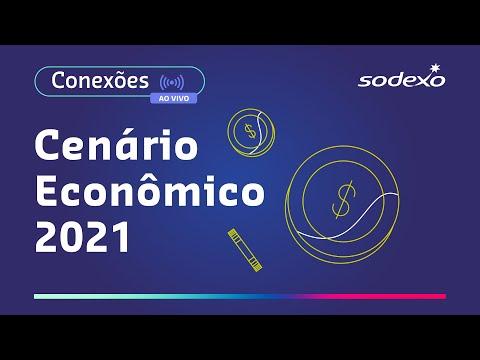Economia 2021: Tendências No Brasil E No Mundo [Conexões Ao Vivo Da Sodexo]