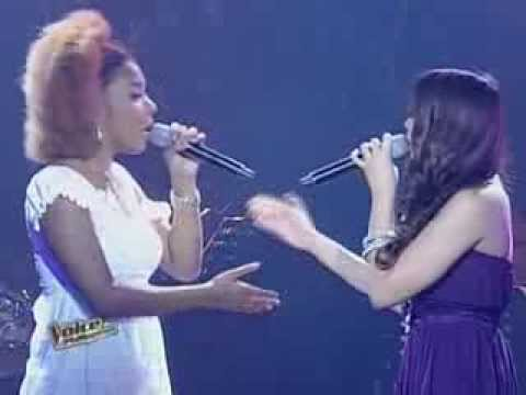 The Voice Of The Philippines: Morissette & Jessica   'Butterfly'   Performance