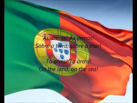 Portuguese National Anthem -