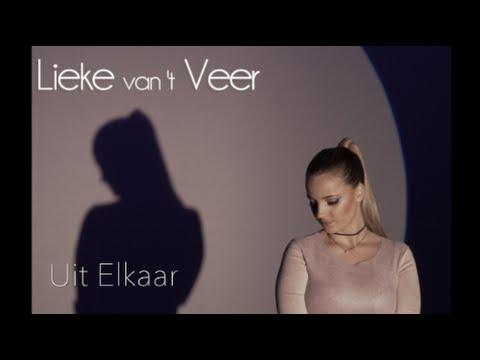 Lieke van 't Veer - Uit Elkaar 2.0 Yes-R Karaoke Instrumental Lyrics On Screen tekst