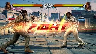 Eddy V/S Eddy  Ultimate Tekken 7 Multiplayer Fight Gameplay Walkthrough [1080p HD PS4 PRO]