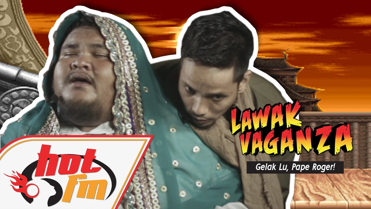 Lawak Vaganza 3 (Pick Up Line) - Selaseh - YouTube
