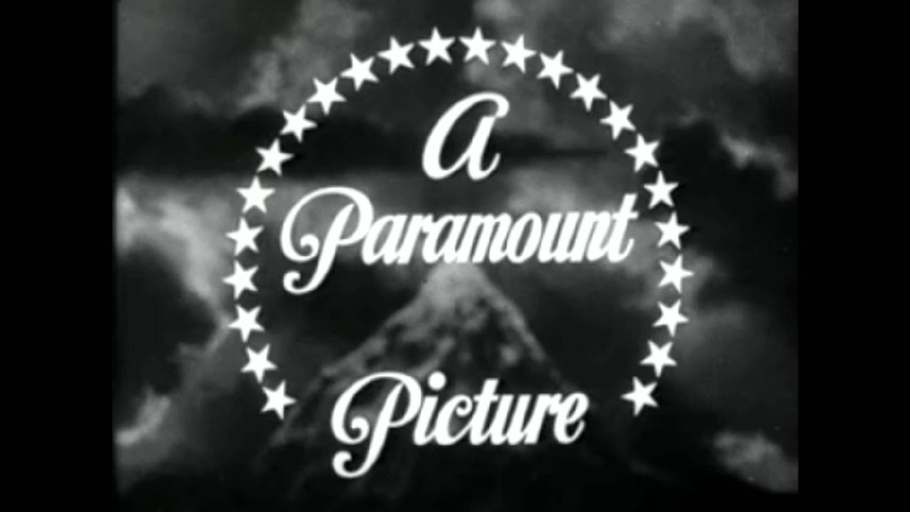paramount logo black and white - photo #26