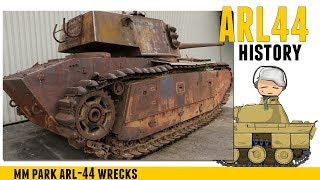aRL-44 Tanks - History - MM Park
