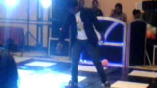 Kamal on the rock.3gp