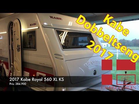2017 Kabe Royal 560 XL KS hos Camping-Specialisten