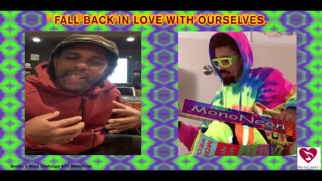 """MONONEON AND VICTOR WOOTEN - """"FALL BACK IN LOVE WITH OURSELVES"""""""