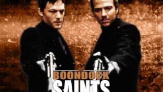Boondock Saints Theme - The Blood of Cuchulainn (Mychael Danna)