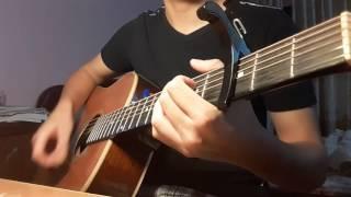 [Vũ Cát Tường] Góc Ban Công Guitar Cover (Hợp Âm)