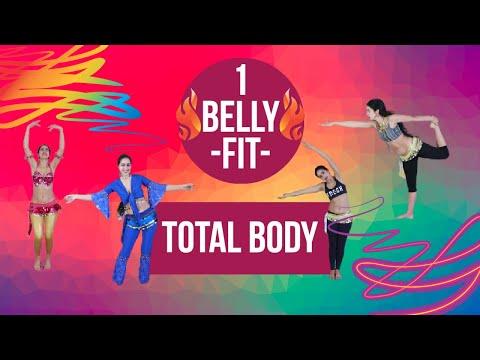Belly Dance Workout 20 min. ITA
