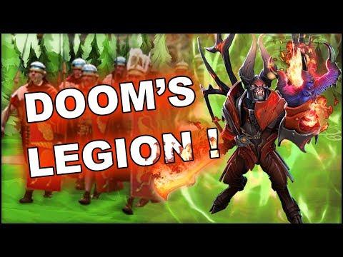 Dota 2 Tricks: DOOM's LEGION!