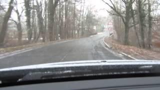Letzte Durchfahrt Trittau-Gröhnwohld
