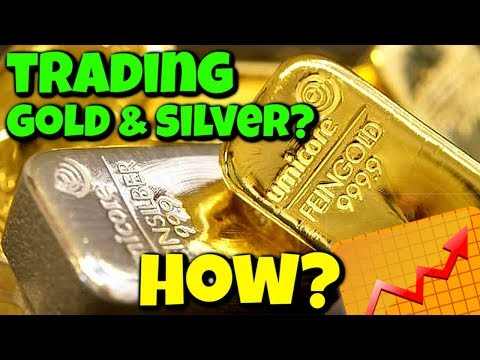The Tactics of Trading Gold & Silver.