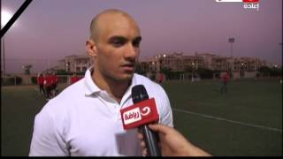 ELAF Interview ON Al Nahar Sport TV