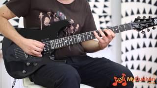 SGR by Schecter Sunset Pack - Elektro Gitar İncelemesi (Hızlı Video)