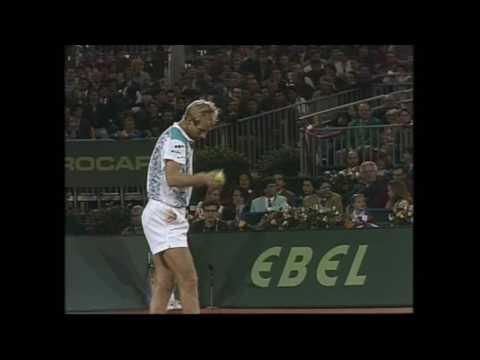 Muster-Stich Davis Cup1994: 5th Set