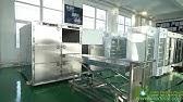600040 DS Scissor Lift Covered Cadaver Carrier 1 - YouTube