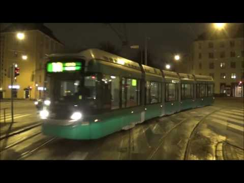 Helsingin Raitiolinja 1A. Helsinki Tramline 1A.