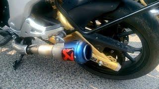 Mojo Modified Exhaust