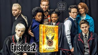 Harry potter and the cursed child story in tamil | Episode : 2 |