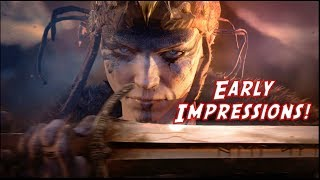 Hellblade: Senua's Sacrifice First Hour and Early Impressions