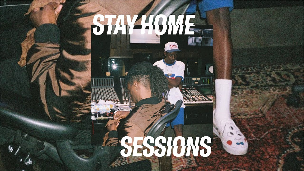Stay Home Sessions: Buddy & Kent Jamz | Powered by SOUNDBOKS