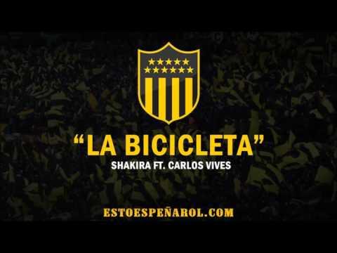 ''La Bicicleta'' - PEÑAROL (Canción inventada)