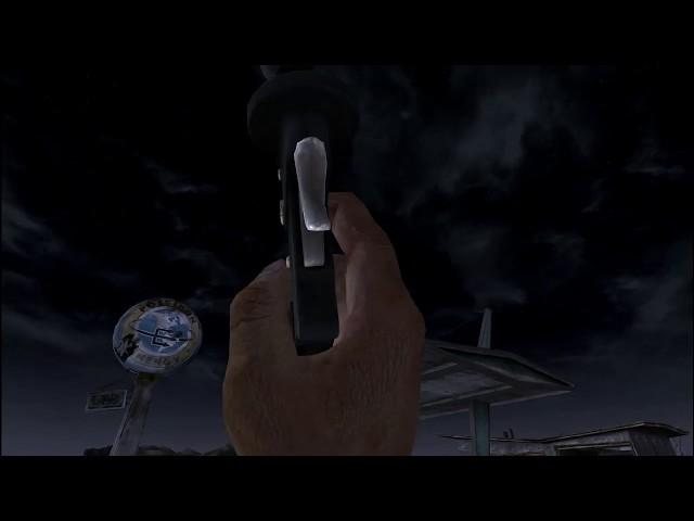 Ракетница (RocketLight) FNV