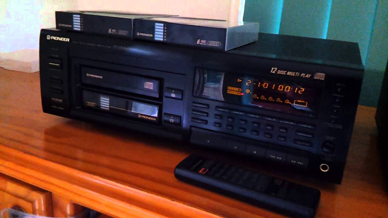 100 Amp Disconnect >> Pioneer PD-DM802 CD Player & VSX-504S Receiver amp on Ebay ...