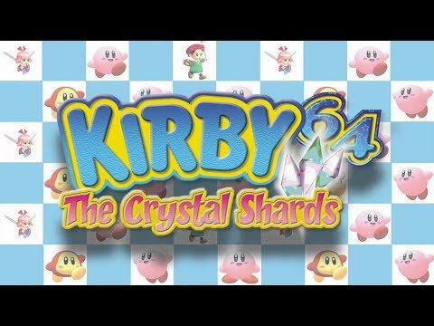 Pop Star (Unused Version) - Kirby 64: The Crystal Shards