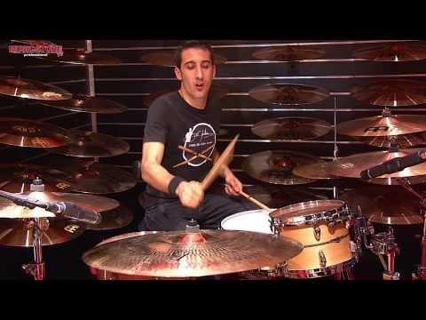 Stéphane Avellaneda ANA POPOVIC BAND LIVE Drum Session @ MUSIC STORE